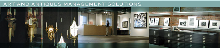 Arts & Antiques Management Solutions