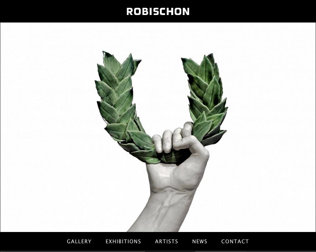 Custom Website Design Example