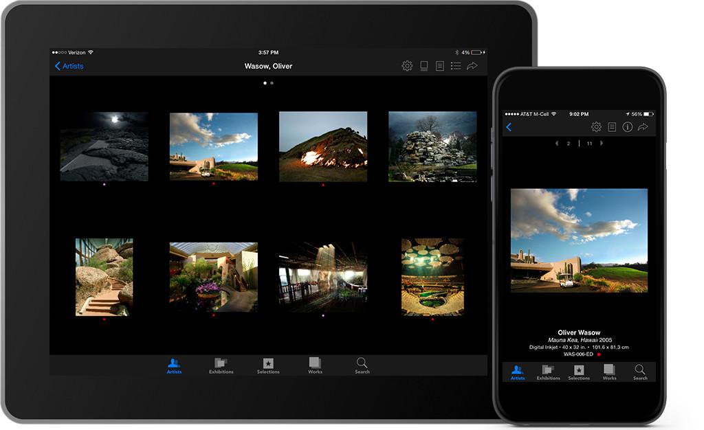 Art Gallery App